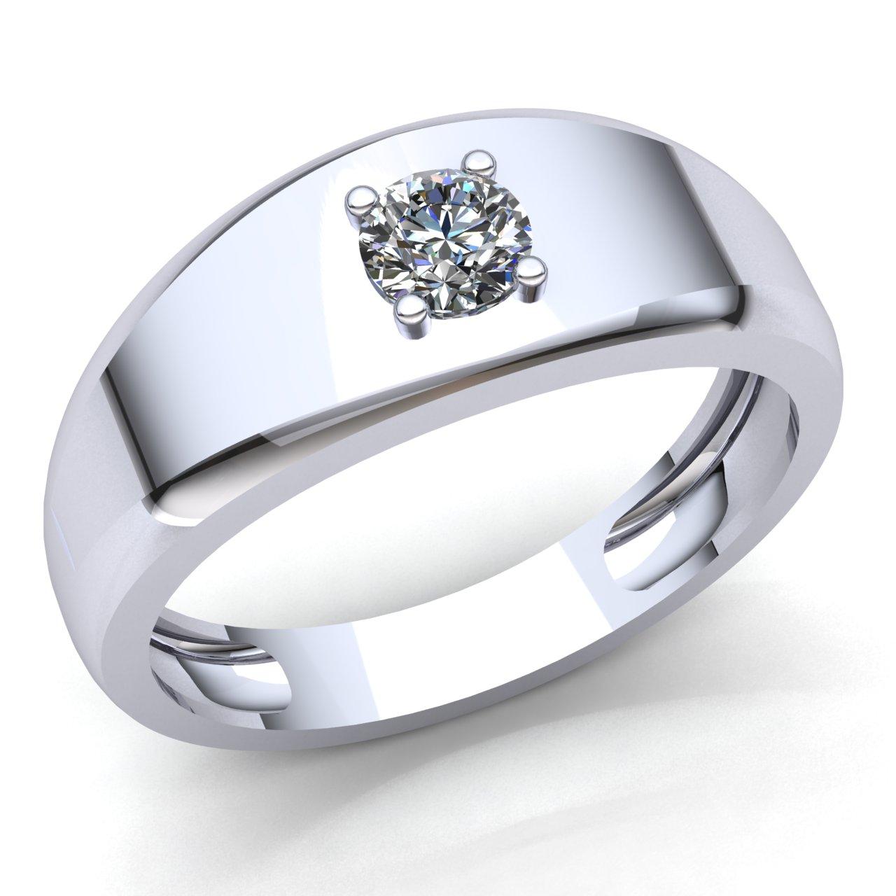 It is just a graphic of Details zu Genuine 30.30ct Round Diamond Mens Solitaire Anniversary Wedding Band 130K Gold