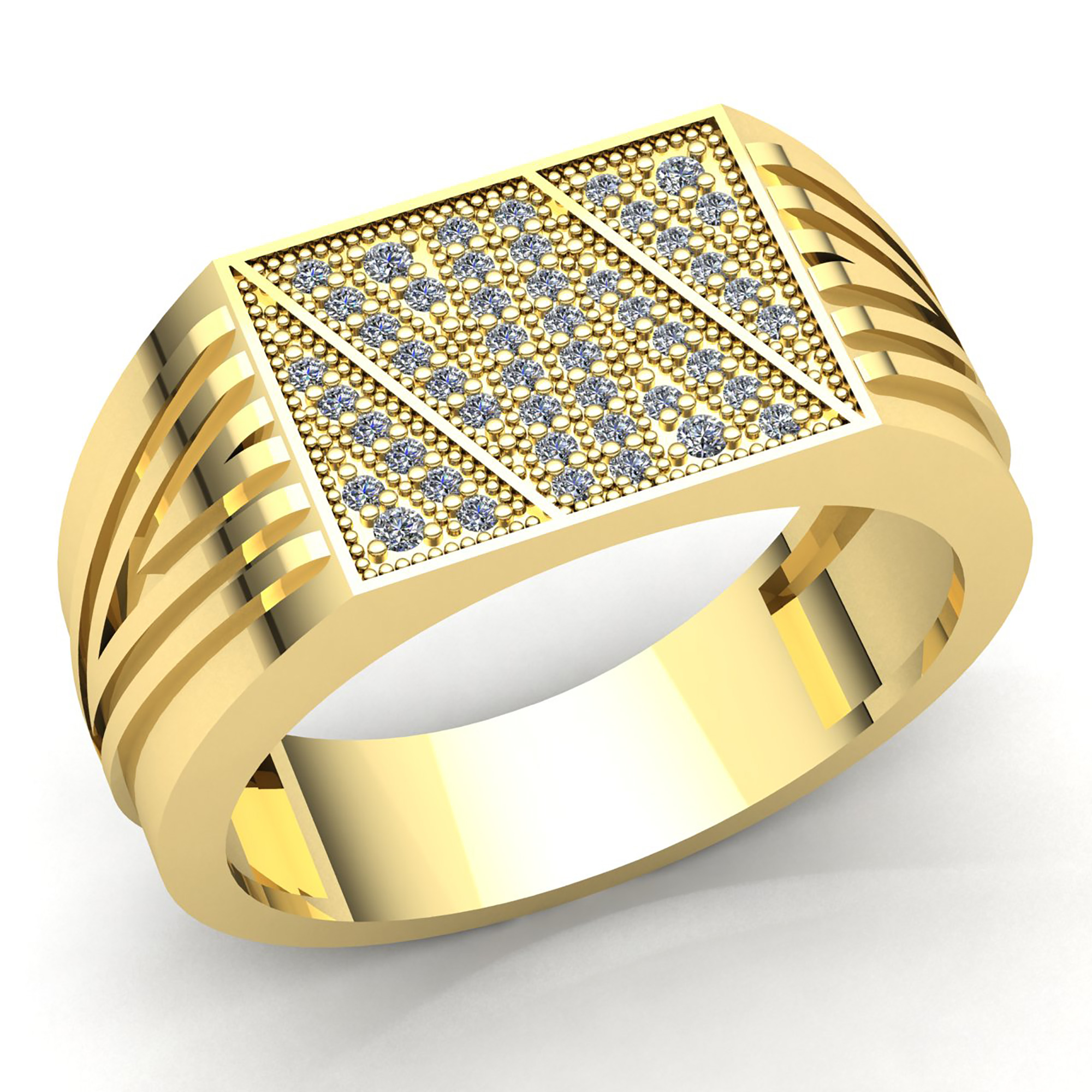 rings product six solitaire gold claw diamond gear yellow ring martin wedding jewellers