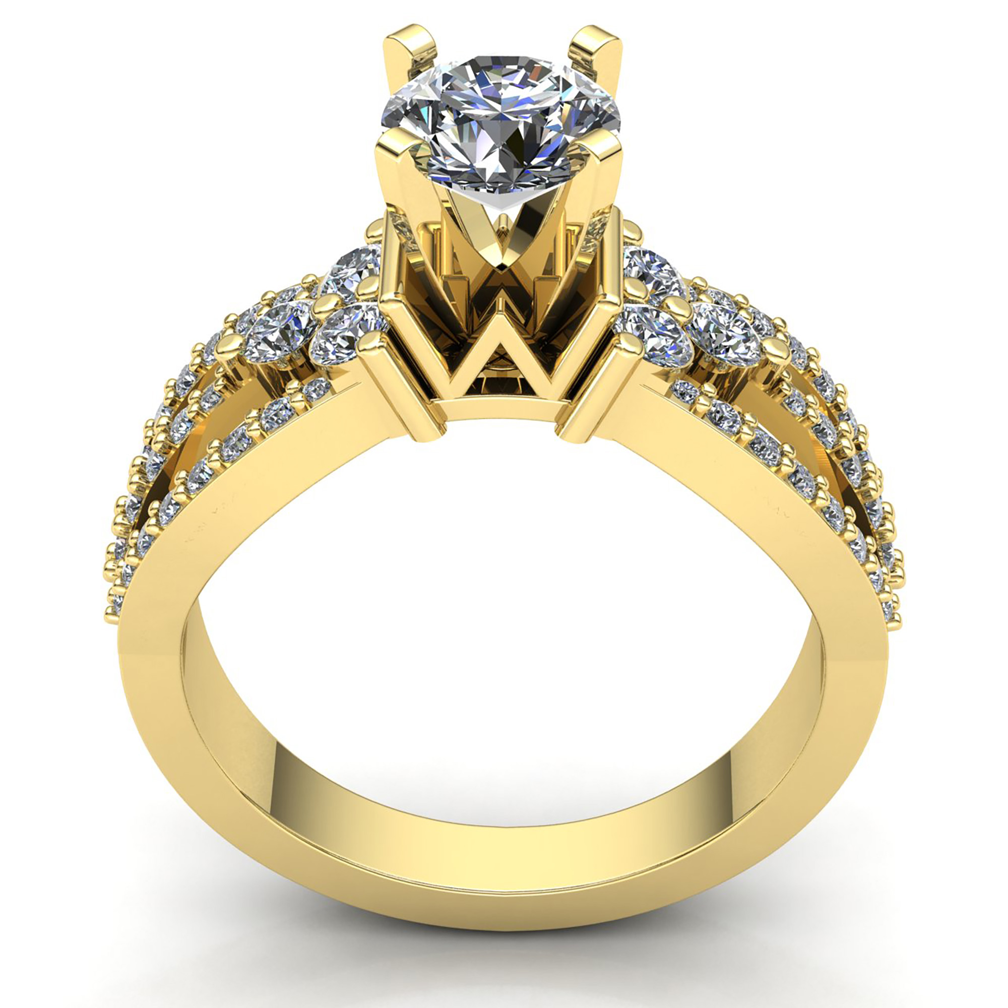 raffi ring rings gold jewellers white engagement